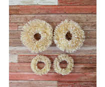 Prima Marketing Christmas In The Country Sisal Wreaths (995393)