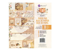 Prima Marketing Autumn Sunset 8x8 Inch Paper Pad (995485)