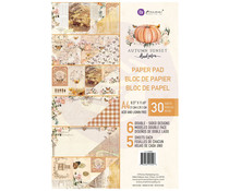 Prima Marketing Autumn Sunset A4 Paper Pad (995508)