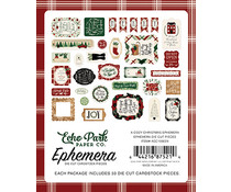 Echo Park A Cozy Christmas Ephemera (ACC189024)