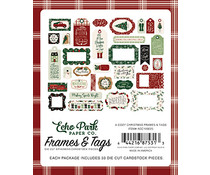Echo Park A Cozy Christmas Frames & Tags (ACC189025)