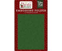 Echo Park Embossing Folder Deck The Halls (HCSC188032)