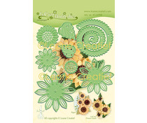 Leane Creatief Lea'bilitie Multi Die Sunflower (45.6098)