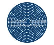 Tattered Lace Decorative Edge Circles (ETL14)