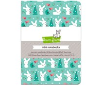 Lawn Fawn Snow Day Remix Mini Notebooks (LF2145)