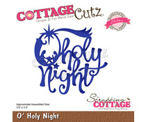 Scrapping Cottage O' Holy Night (CCE-555)