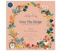 Craft Consortium Over The Hedge 12x12 Inch Paper Pad (CCPPAD012)