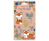 Craft Consortium Henry the Fox Clear Stamps (CCSTMP017)
