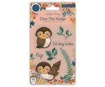 Craft Consortium Olivia the Owl Clear Stamps (CCSTMP018)