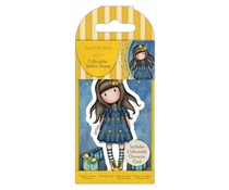 Gorjuss Collectable Mini Rubber Stamp No.70 Just Because (GOR 907335)