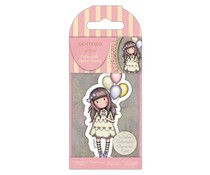 Gorjuss Collectable Mini Rubber Stamp No.73 I Wish… (GOR 907338)