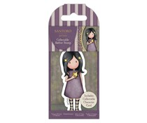 Gorjuss Collectable Mini Rubber Stamp No.74 Starlight (GOR 907339)