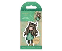 Gorjuss Collectable Mini Rubber Stamp No.82 Doe-Eyed (GOR 907347)