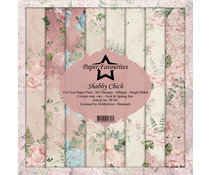 Dixi Craft Paper Favourites Shabby Chich 6x6 Inch Paper Pack (PF101)