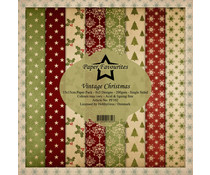 Dixi Craft Paper Favourites Vintage Christmas 6x6 Inch Paper Pack (PF102)