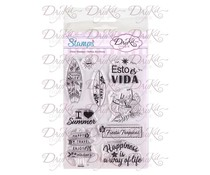 DayKa Trade Fiesta Tropical Stamps (STAMP08)