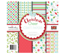 Polkadoodles Christmas Cheer 6x6 Inch Paper Pack (PD7968)