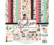 Echo Park Salon 12x12 Inch Collection Kit (SAL196016)