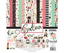 Echo Park Salon 12x12 Inch Collection Kit (SAL196016)