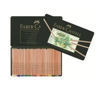 Faber Castell Crayon Pastel Pitt Etui Metalique 36 pcs (FC-112136)