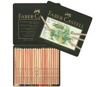 Faber Castell Pastelpotlood Pitt Metalen Etui a 24 Stuks (FC-112124)