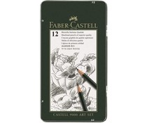 Faber Castell Potlood 9000 Art Set (FC-119065)