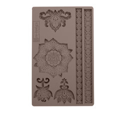 Re-Design with Prima Agadir Patterns 5x8 Inch Mould (641030)