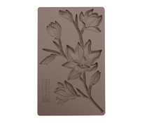 Re-Design with Prima Forest Floral 5x8 Inch Mould (643102)