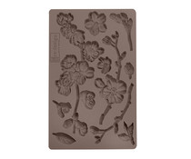 Re-Design with Prima Cherry Blossoms 5x8 Inch Mould (643126)