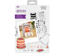 Gemini Afternoon Tea Stamp & Die (GEM-STD-AFTE)