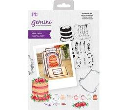 Gemini Afternoon Tea Stamp & Die (GEM-STD-AFTE)
