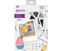 Gemini Sweet Treats Stamp & Die (GEM-STD-SWEE)