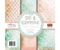 Polkadoodles Soft & Scrumptious 6x6 Inch Paper Pack (PD7983)