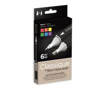 Spectrum Noir Classique Basics (6pcs) (SPECN-CS6-BAS)