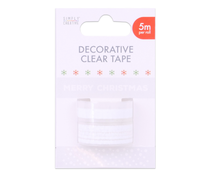 Simply Creative Basics Decorative Clear Tape (SCTOP069X19)