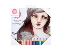 Spellbinders Magic Wand Colored Pencils (24pcs) (JD-046)