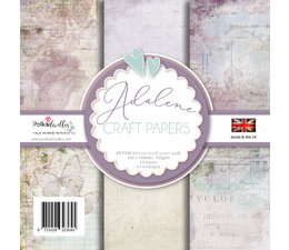 Polkadoodles Adalene 6x6 Inch Paper Pack (PD7994)