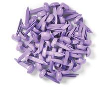 Doodlebug Design Lilac Mini Brads (25pcs) (88)