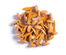 Doodlebug Design Tangerine Sugar Coated Brads (25pcs) (1467)