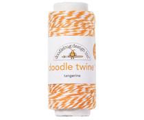 Doodlebug Design Tangerine Doodle Twine (2989)