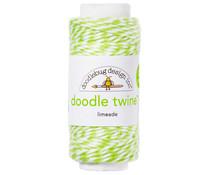 Doodlebug Design Limeade Doodle Twine (2990)