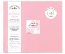 Doodlebug Design Cupcake 12x12 Inch Storybook Album (3198)