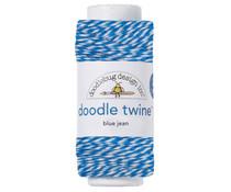 Doodlebug Design Blue Jean Doodle Twine (3207)