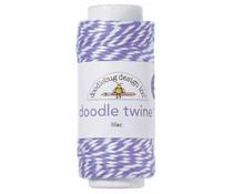 Doodlebug Design Lilac Doodle Twine (3209)