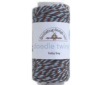 Doodlebug Design Doodle Twine Baby Boy (3212)