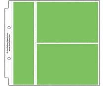 Doodlebug Design Horizontal Photo/Recipe Card Protectors 8x8 Inch (12pcs) (3498)