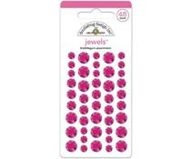 Doodlebug Design Bubblegum Jewels (45pcs) (3503)