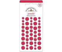 Doodlebug Design Ladybug Jewels (45pcs) (3504)