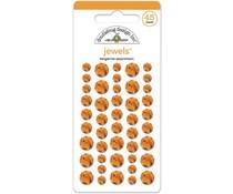 Doodlebug Design Tangerine Jewels (45pcs) (3505)
