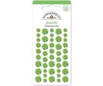 Doodlebug Design Limeade Jewels (45pcs) (3507)